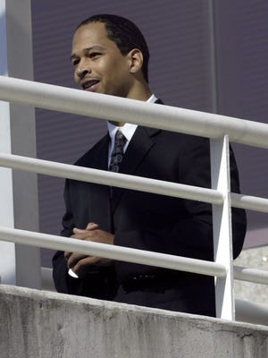Former Carolina Panthers receiver Rae Carruth was denied in his 2005 appeal of an 18- to 24-year sentence for conspiracy to commit murder.