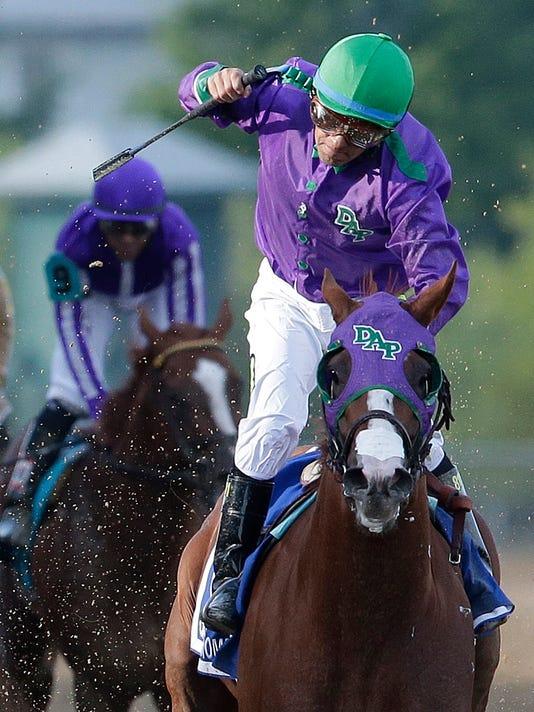 0518 Preakness Horse Racing