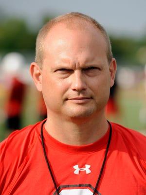 Chippewa Valley High School Head Coach Scott Merchant.