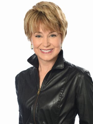 Jane Pauley is the new anchor of CBS Sunday Morning