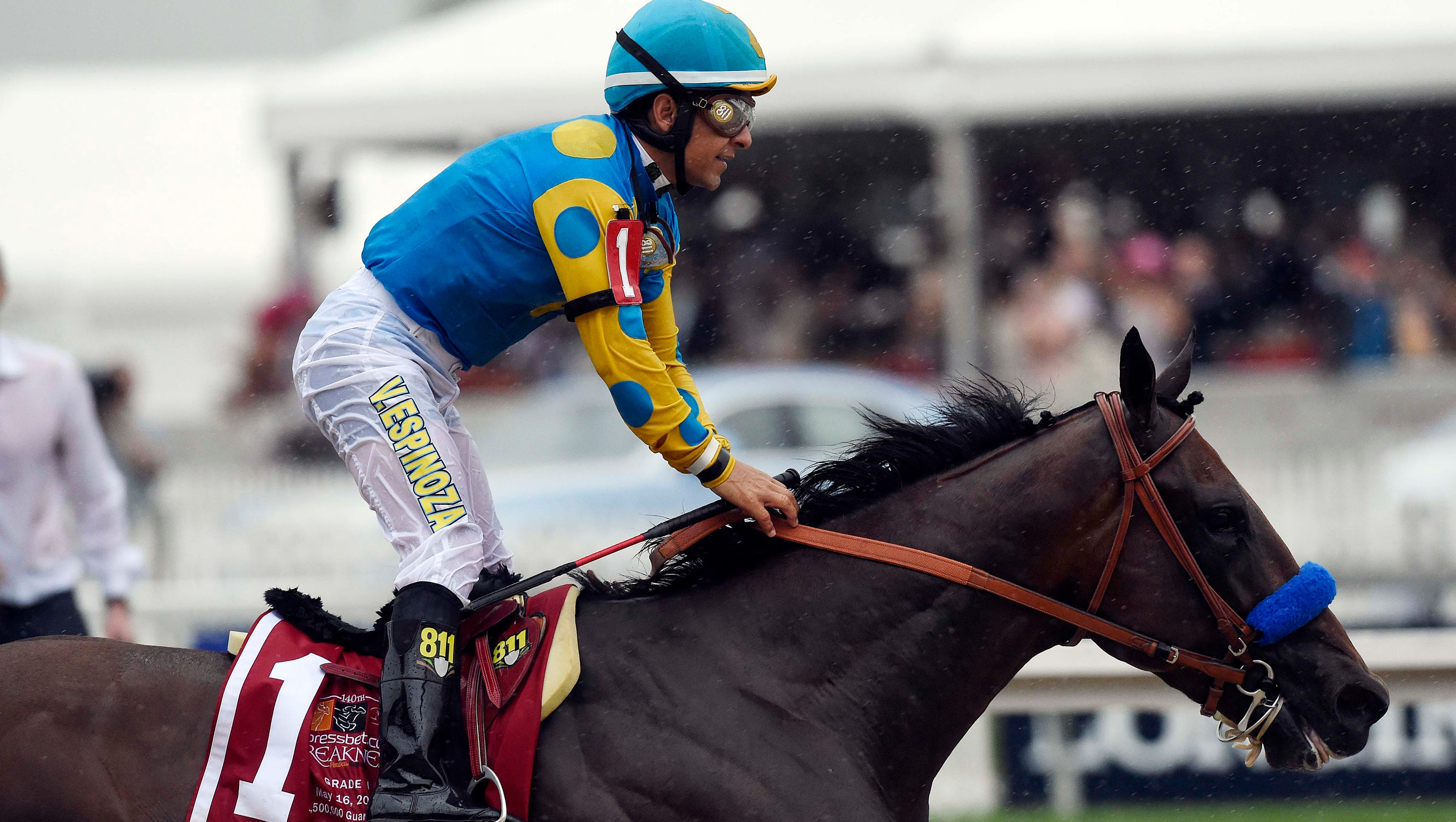American Pharoah Captures Breeders Cup Classic With Easy