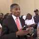 Protest publicizes plight of 39 African-Americans facing drug-dealing charges
