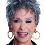 "Rita Moreno will be at Detroit's Redford Theatre for screenings of ""West Side Story"" on Sept. 26-28, 2014."
