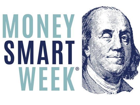 Money Smart Week logo.