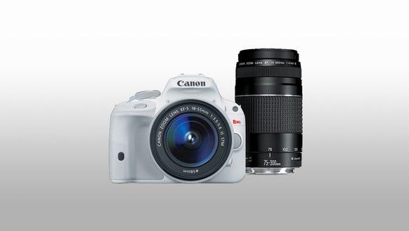 The Canon Rebel SL1