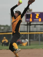 Sydney Studer will look to continue her dominance pitching and outstanding offensive production as a senior.