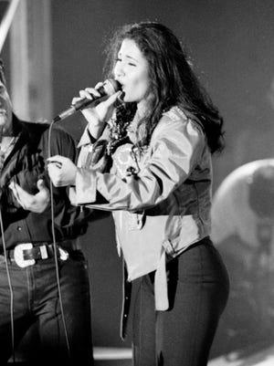 Billboard Latin Music Awards recognized Selena Quintanilla Perez for a second consecutive year.
