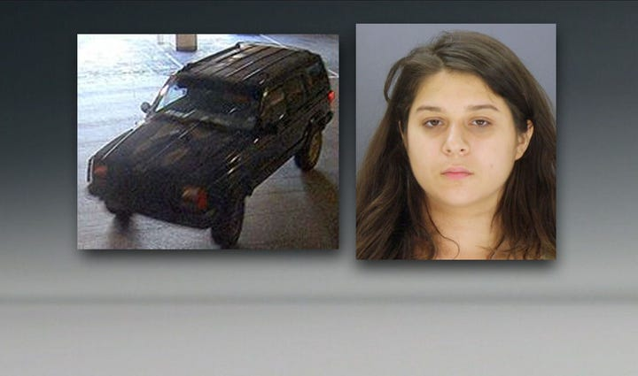 Crystal Cortez, 22, was charged with capital murder