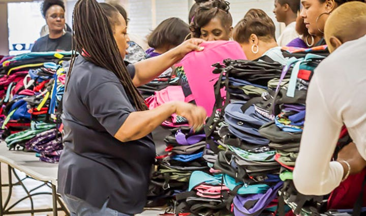 Get Free School Supplies Today In Greensboro