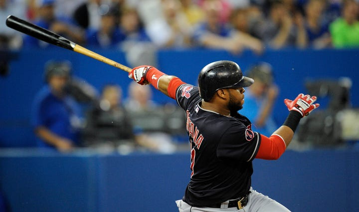 The Cleveland Indians earned a 4-2 win over the Toronto