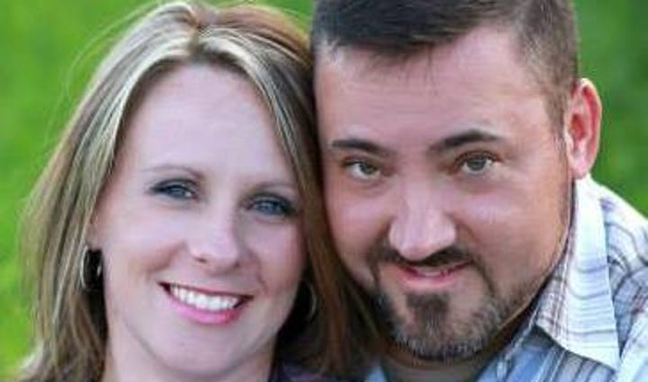 """""""He was loved by everybody,"""" his wife Kelli said."""