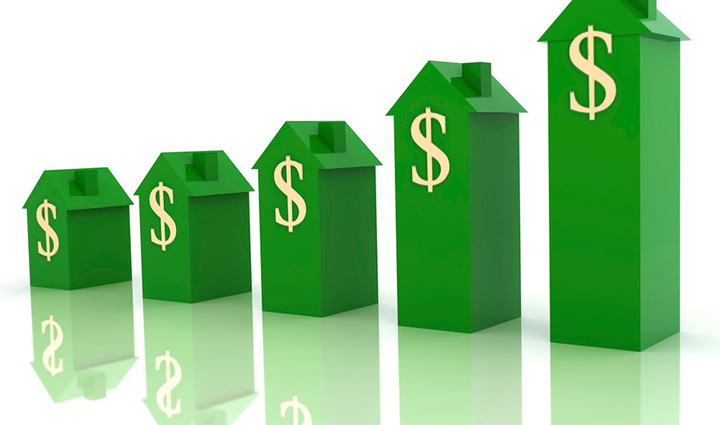 Home prices have risen across the nation and in Oregon,