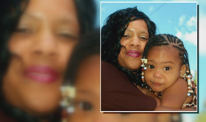 Nakita Holland was shot and killed in her apartment