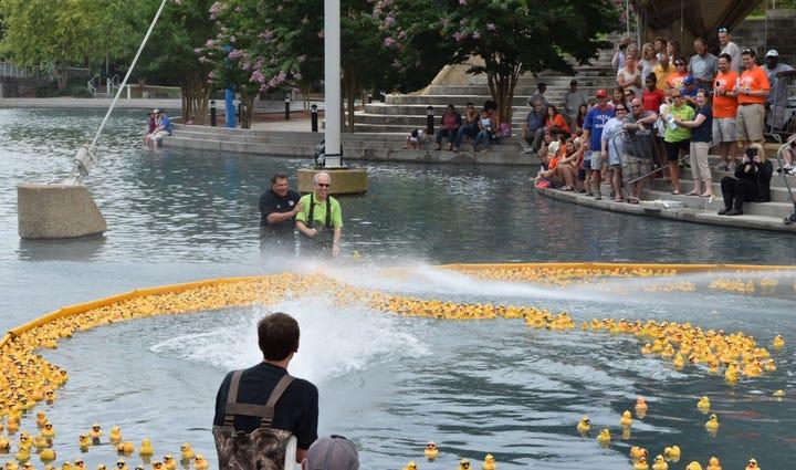 2015 Duck Race