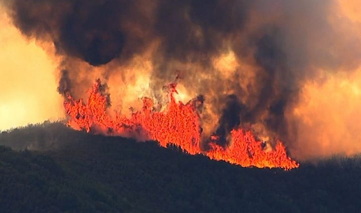 Wragg Fire