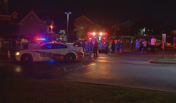 A girl was pulled from a pool at the Cobb Park apartments