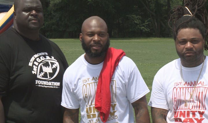 49ers' Bethea gives back to Newport News