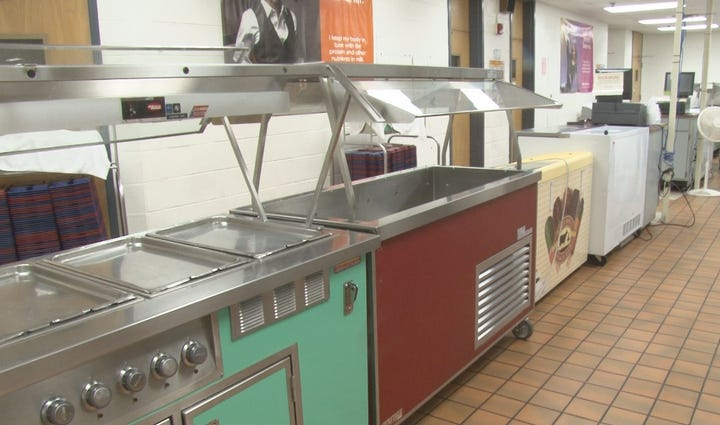 Alcoa City Schools offers free breakfast to all students