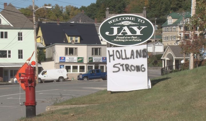 Holland Strong
