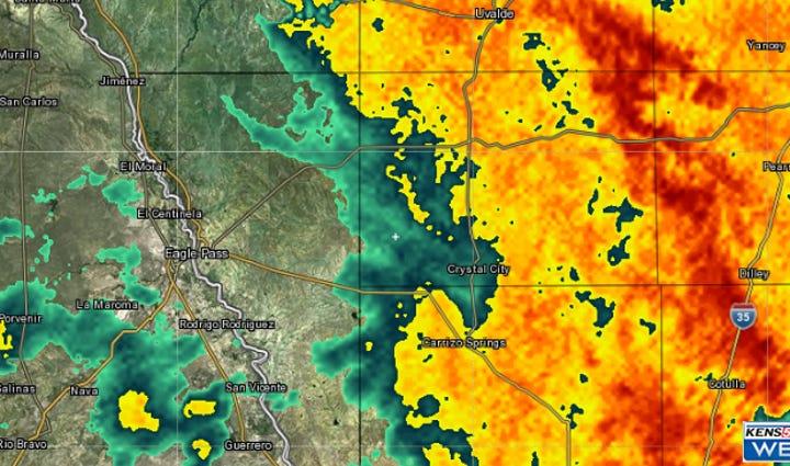 Flash Flood warnings continue over already rain soaked