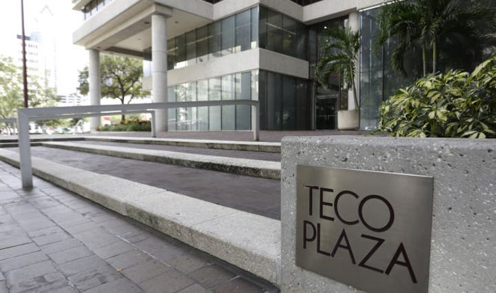 TECO Plaza, located at 702 N. Franklin in downtown