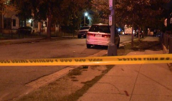 13-year-old girl shot in Southwest DC