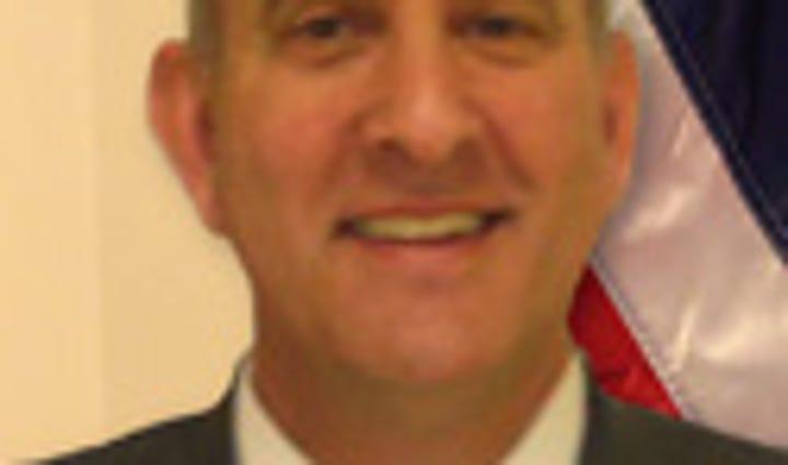 David Abramowitz, regional managing director for the
