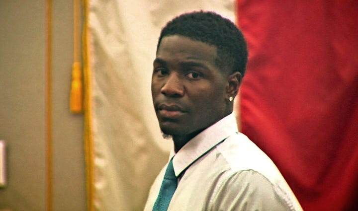 Jonathan Turner, 20, in court on July 6, 2015.