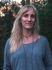 Author Jamie Quatro teaches in the Master of Fine Artsprogram