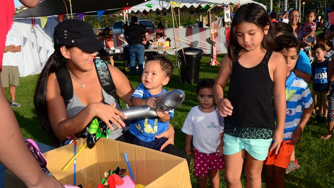 Children of all ages can have fun at the 2nd annual Sagua Mañagu Carnival takes place 4-7 p.m. Aug. 13 at the Governor's Complex, Adelup.