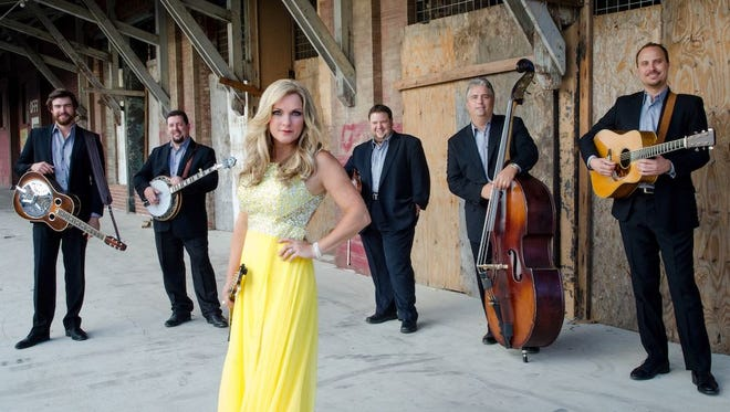 Rhonda Vincent & the Rage headlines the 2017 Pickin' in the Pines bluegrass festival in Flagstaff.