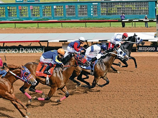 Stakes for the 2016 Grade 1 Ruidoso Futurity will increase to 1 million.