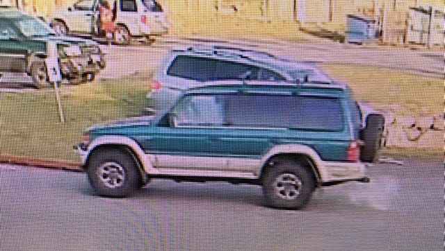 Poulsbo Police released this photo of the suspect's vehicle