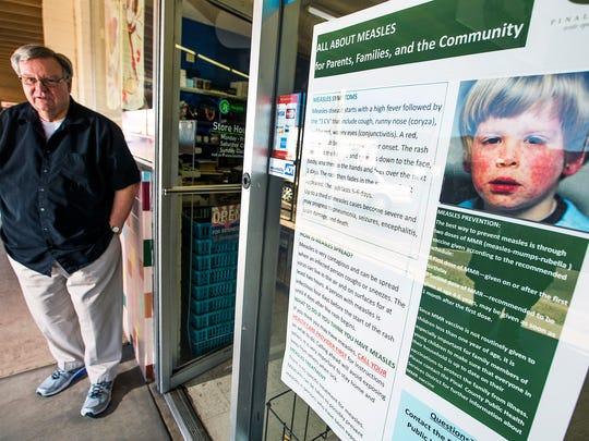 PNI Measles in Kearney