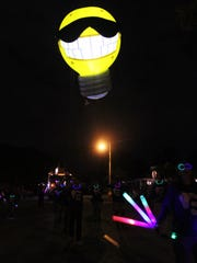 """The LCEC balloon won't be the only inflatable unit in the 2017 Edison Festival of Light Grand Parade this year. There are three more big balloons, too, including Jerry, the mouse from """"Tom and Jerry."""""""