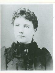 Author Laura Ingalls Wilder