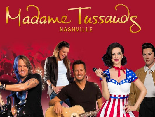 Visit the only music themed Madame Tussauds in the world with Insider savings.