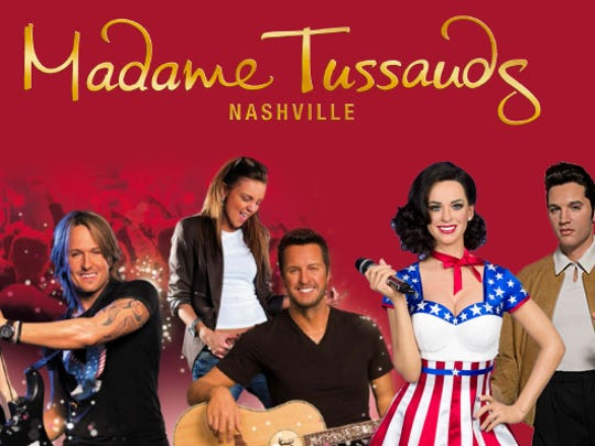 Tennessee residents can get discounted admission to Madame Tussauds at Opry Mills through the end of February.