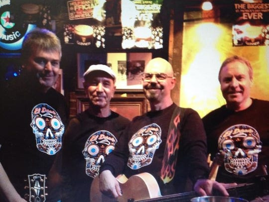 Local blues quartet Nothin' But Trouble will perform