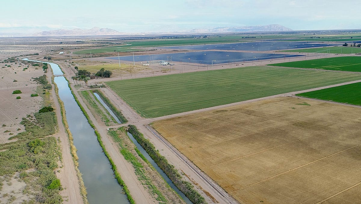 In California desert, farm baron Mike Abatti builds water