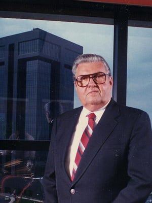 A 1989 photo of John Q. Hammons