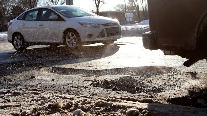 The governor and both bodies of the Legislature have committed to funding road repairs before the end of the year, but just where the money will come from remains a contentious issue.