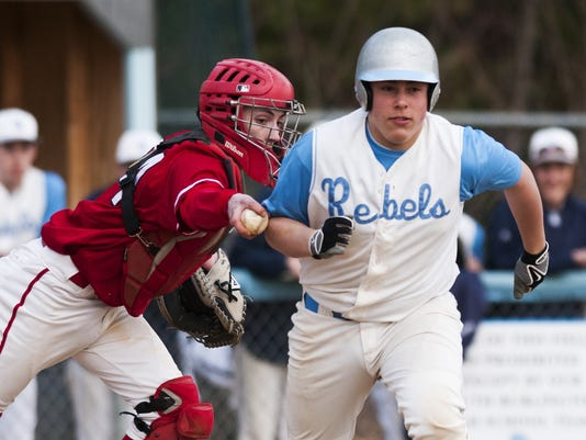 CVU vs. South Burlington Baseball 04/16/15