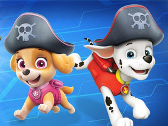 VStar Entertainment Group and Nickelodeon PAW Patrol Live Tour
