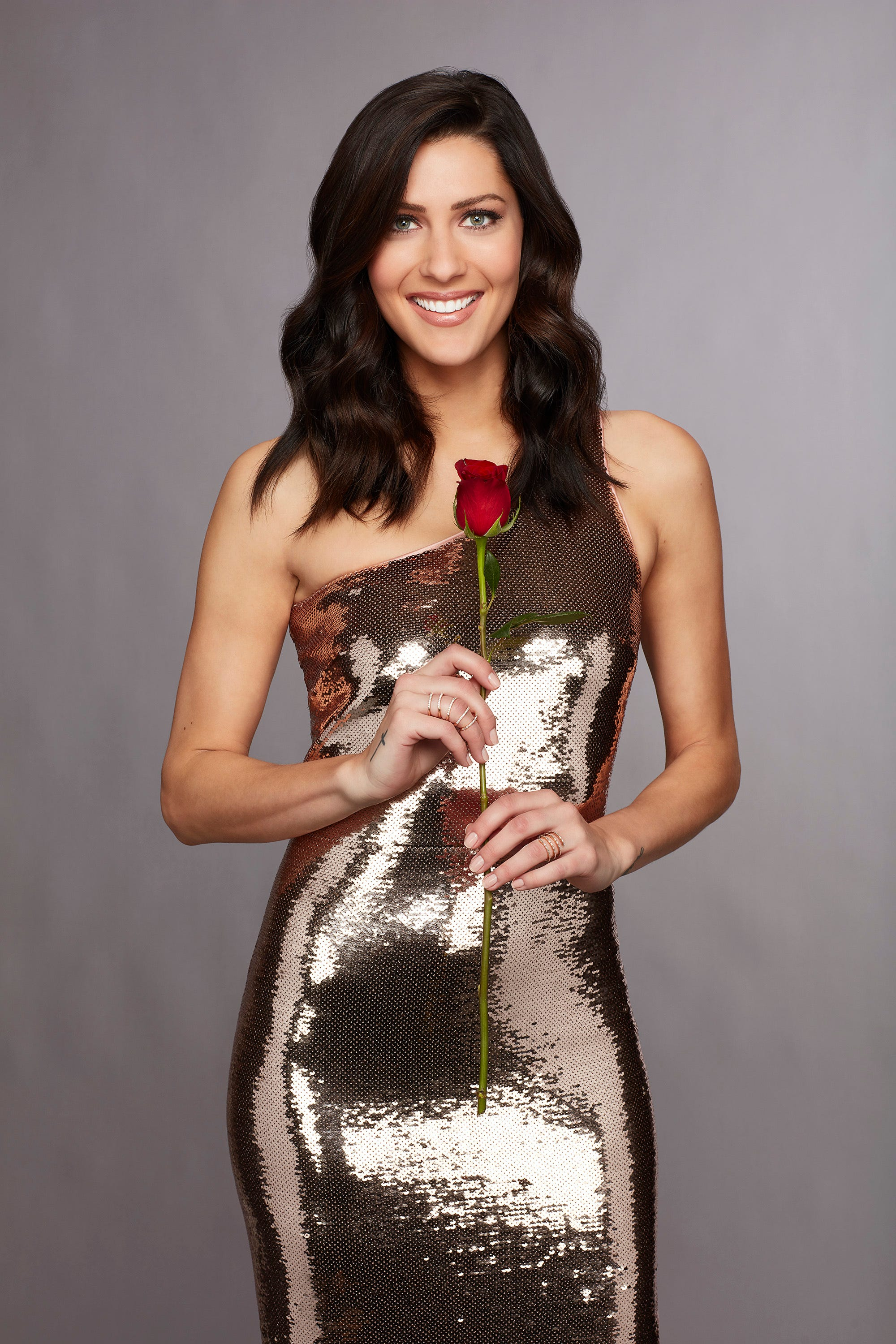 Who is ally from bachelorette dating now