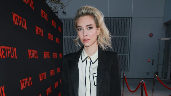 Vanessa Kirby is trading in the royal life for the
