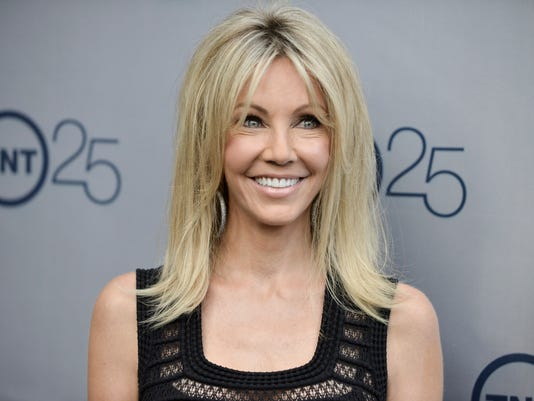 AP PEOPLE HEATHER LOCKLEAR A ENT FILE USA CA