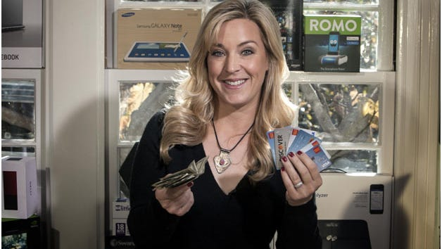 Jennifer jolly shows off some extras that are not worth buying at your local electronics store.
