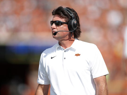Mike Gundy, Oklahoma State