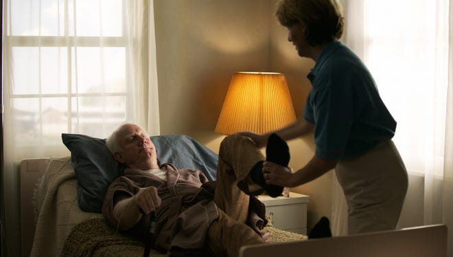 Family caregivers provided an estimated $470 billion in unpaid medical care in 2013, according to a study from AARP.